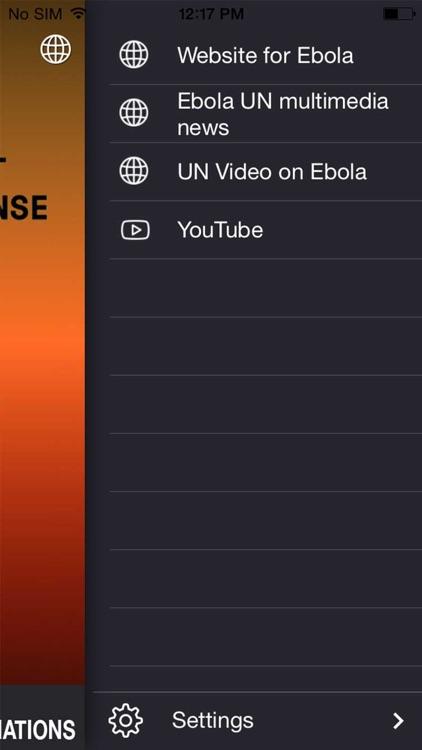 Global Ebola Response: UN Multimedia screenshot-3