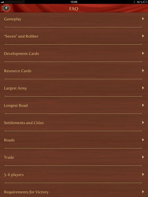 Catan Game Assistant for iPad screenshot-3