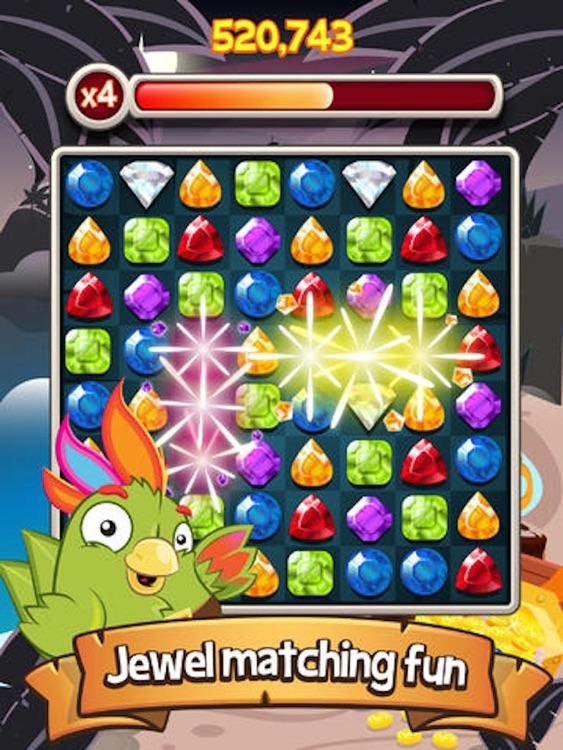 Diamond Jewel Game