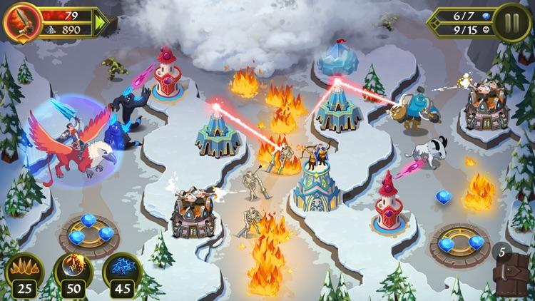 Crystal Siege screenshot-3