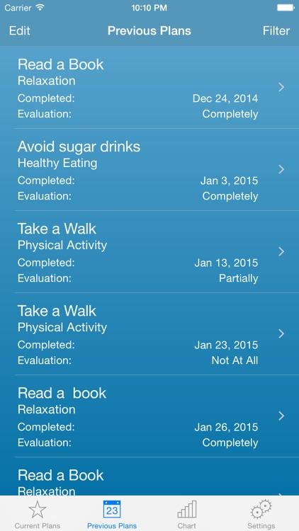 My Action Planner screenshot-3