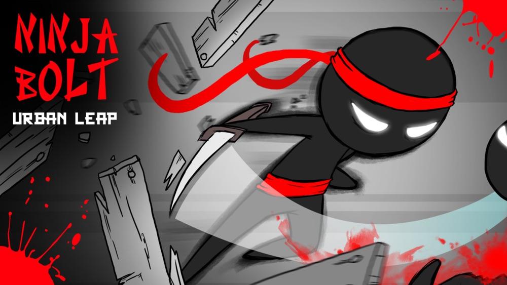 ` Ninja Bolt Urban Leap – Sprint, Slice, Dice, Run & Jump! Cheat Codes