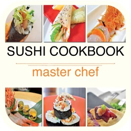 Sushi Cookbook - Master Chef for iPad