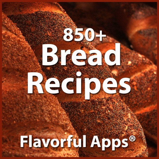 Bread Recipes from Flavorful Apps®