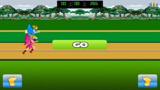 Fairy Games - School Track Meet Race screenshot two