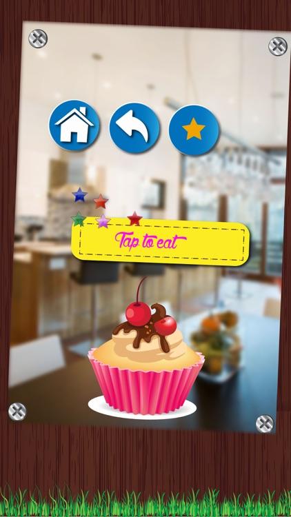 Cupcake Maker - Shortcake bake shop & kids cooking kitchen adventure game screenshot-4