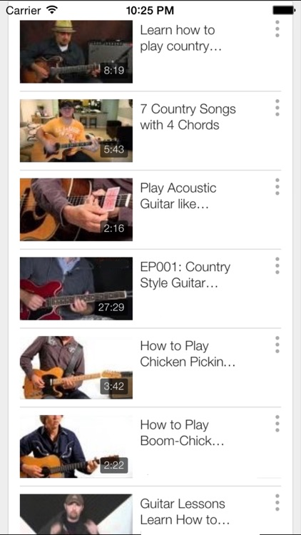 Learn to Play Guitar - Guitar Lessons For Beginners screenshot-4