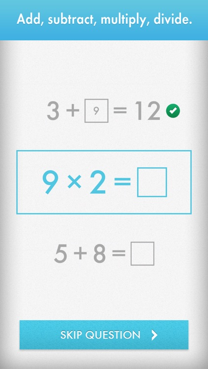 Quick Math - Multiplication Table & Arithmetic Game