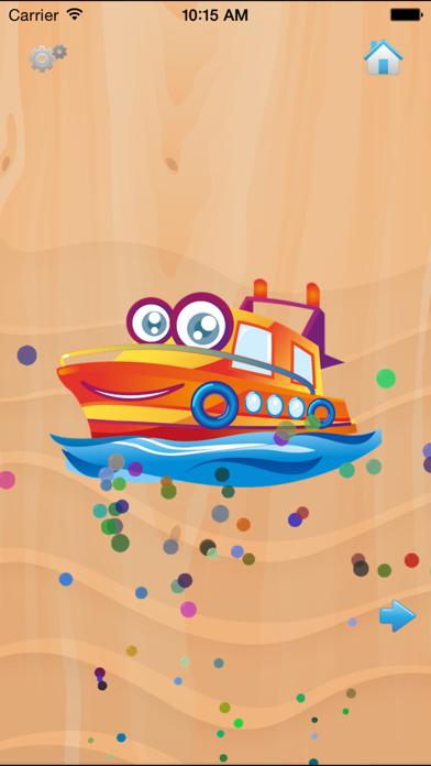 download Preschool Kids Beach Fun Puzzle Woozzle apps 1