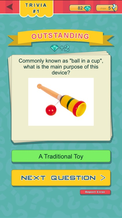 Trivia Quest™ for Kids - general trivia questions for children of all ages screenshot-3