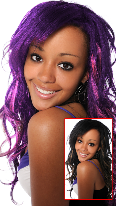 Baixar Hair Color - Discover Your Best Hair Color para Pc