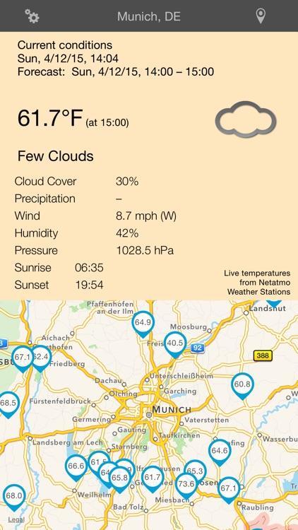 Week Weather screenshot-3