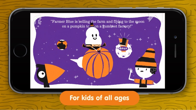 Have You Heard - kids interactive book app screenshot-3