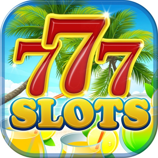Ace Beach Vacation Slots Casino - Big Island Extreme Jackpot Slot Machine Games Free icon