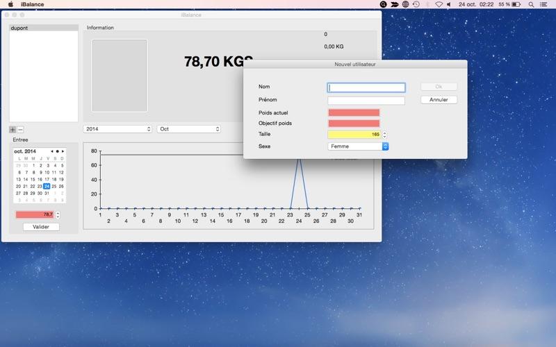 iBalance скриншот программы 4