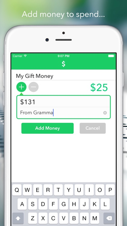 Unspent - Track your spending money