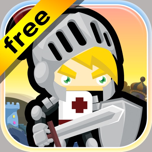 Kingdom Knights - Brave Warrior Run iOS App