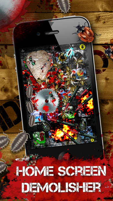 iDestroy™ - Call of Bug Battleのおすすめ画像2