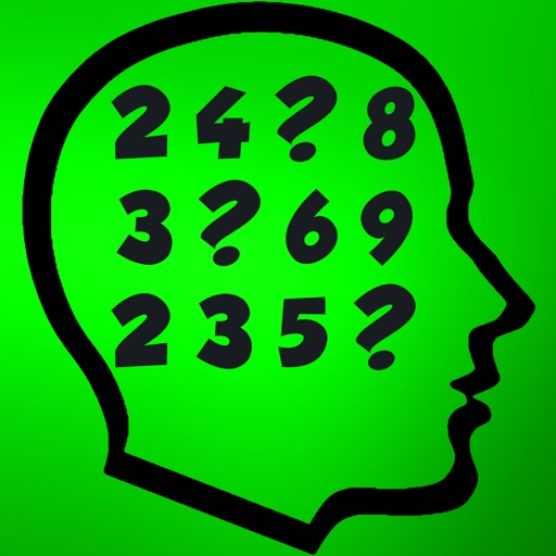 What's The Missing Number? Ultimate Puzzle Math Quiz Game - Brain Teaser & Intelligence Quotient (IQ) Logic Test for Adults & Kids