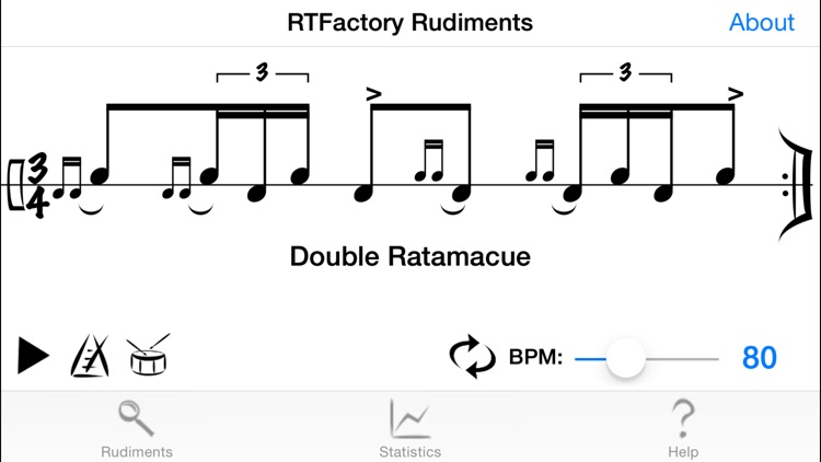 RTFactory Rudiments screenshot-1