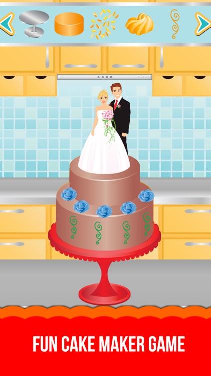 My Cake Shop HD - Cake Maker Game