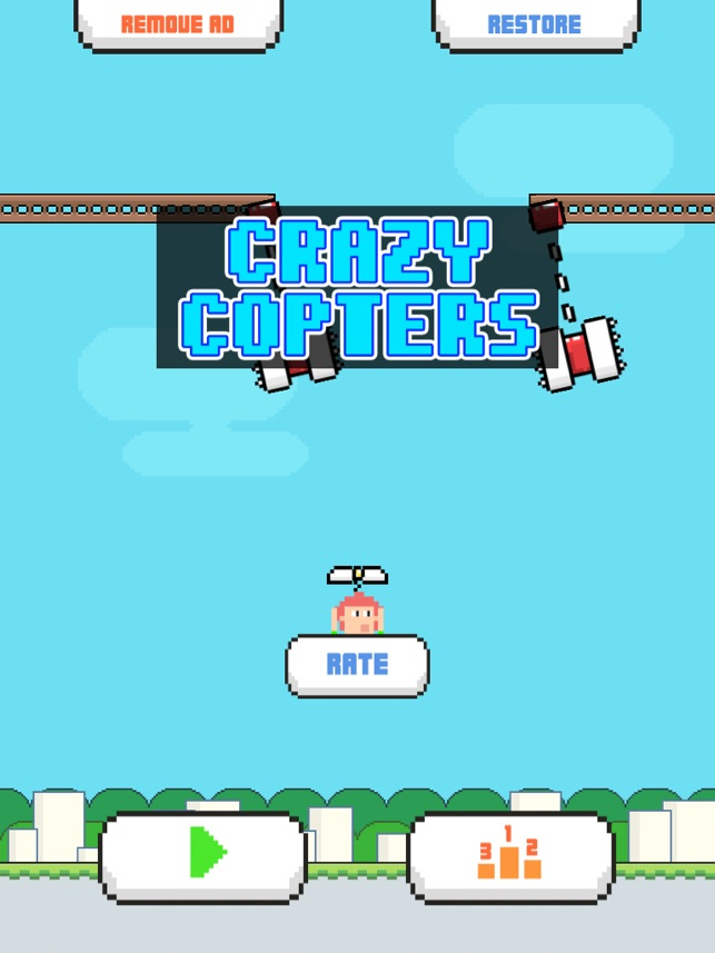 Ace Crazy Copters
