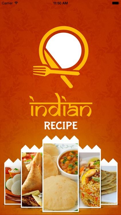 INDIAN RECIPES.