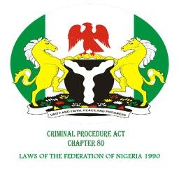 Nigeria Criminal Procedure Act