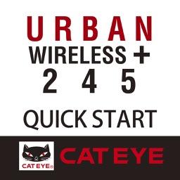 CatEye URBAN Wireless + Quick Start