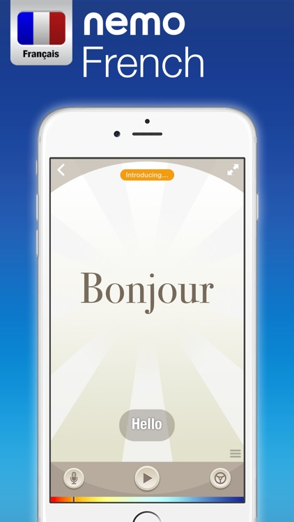French by Nemo – Free Language Learning App for iPhone and iPad screenshot-0