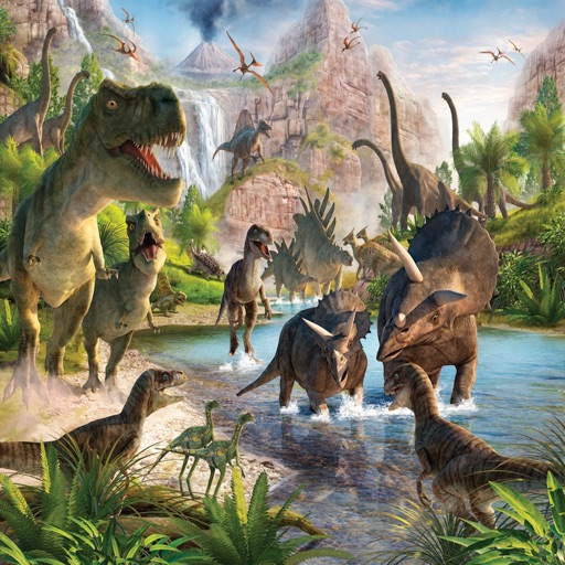 Dinosaur World - High Quality Sounds and Ringtones of Prehistoric Beasts