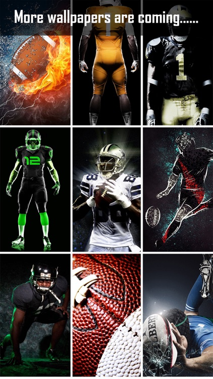 American Football Wallpapers Pro - Backgrounds & Home Screen Maker with Best Collection of NFL Sports Pictures screenshot-4