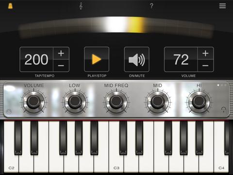 iLectric Piano for iPad