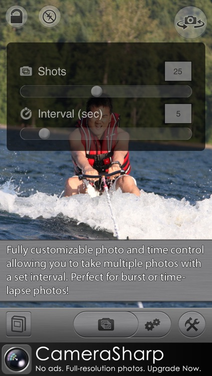 CameraSharp Free screenshot-4
