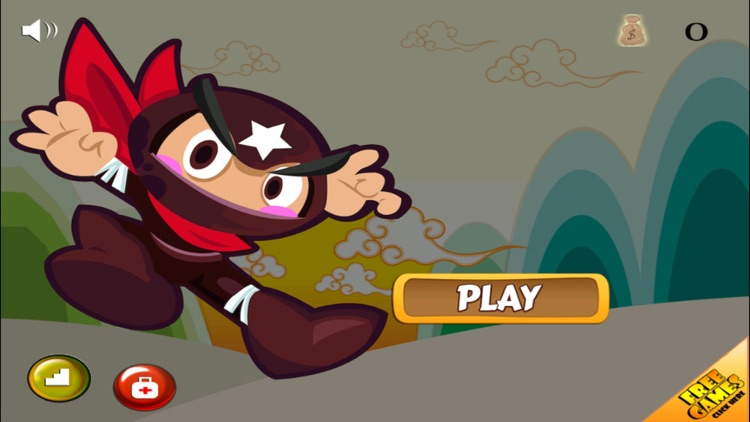 Adventures Of Little Ninja - Bouncy Tiny Assassin Rush FREE screenshot-4
