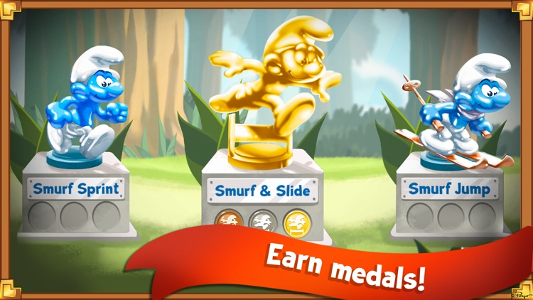 The Smurf Games – Sports Competition screenshot-4
