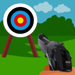GunShoot-Simple pistol shooting game to learn shooting and to pass timing