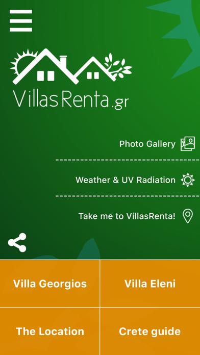 Villas Renta screenshot one