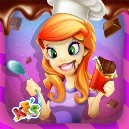 Chocolate Factory - Crazy dessert & candies maker chef game for kids