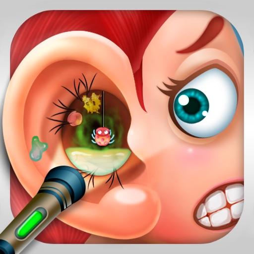 Little Ear Doctor - kids games icon