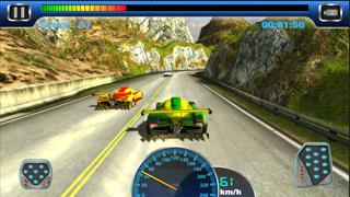 Concept Car Driver 3D screenshot two