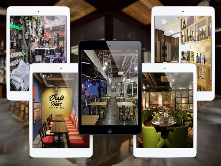 Restaurant - Interior Design Ideas for iPad screenshot-3