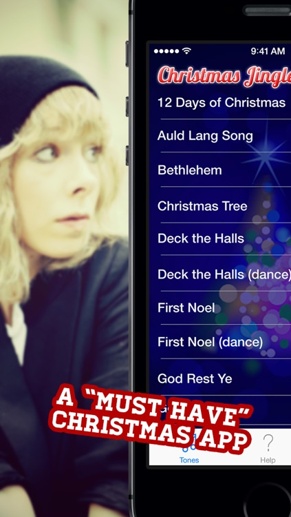 Christmas Jingle Tones - Holiday Ringtones and Text Tones screenshot-4