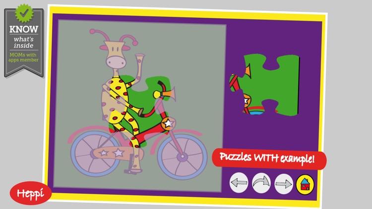 Bo's Jigsaw Puzzles
