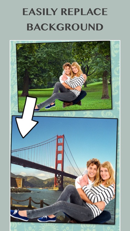 Background Booth - Free Photo Cut Out App!