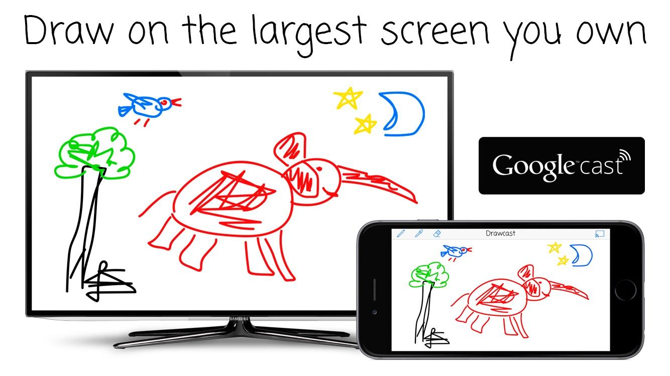 Paintcast for Chromecast Screenshot