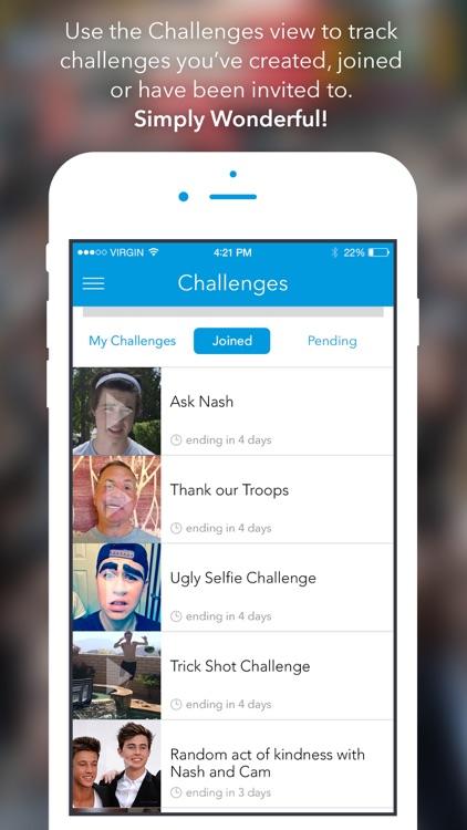 Challenged screenshot-3
