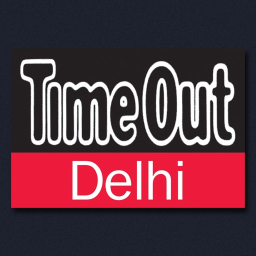 Time Out Delhi icon
