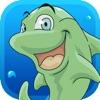 海豚迷宫 - 帮助的Dooney和他的朋友大跌眼镜水下气泡!