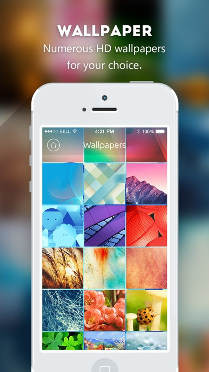 Wallpapers & Backgrounds Live Maker for Your Home Screen screenshot-0